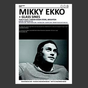 Mikky Ekko-Support-Flyer